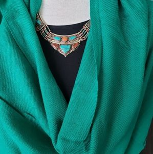 New 100% pashmina cashmere scarf handmade